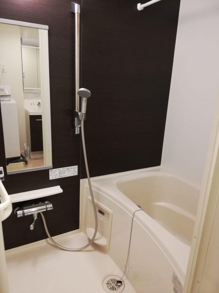 伊豆市でお風呂のシャワー水漏れお伺いしました