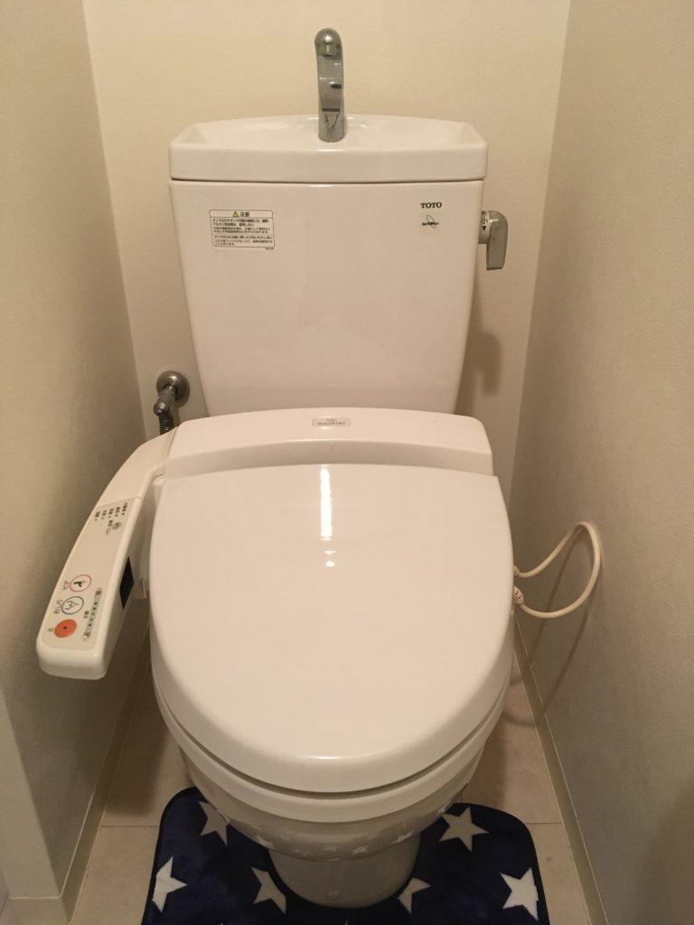 磐田市でトイレ詰まり修理の施工事例