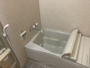 お風呂のつまり