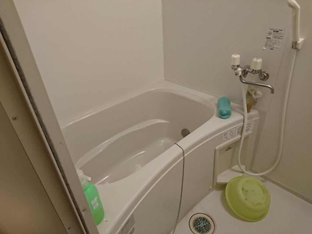 沼津市で浴槽排水つまり修理の施工事例