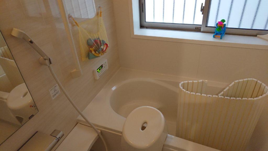 伊豆市で浴室の排水つまり修理の施工事例