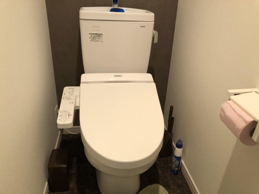三島市でトイレつまり施工事例