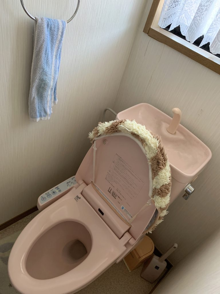 富士宮市でトイレつまり修理を行いました。