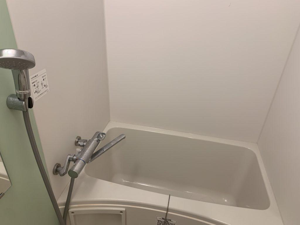 静岡市でお風呂の蛇口が水漏れトラブルを解決