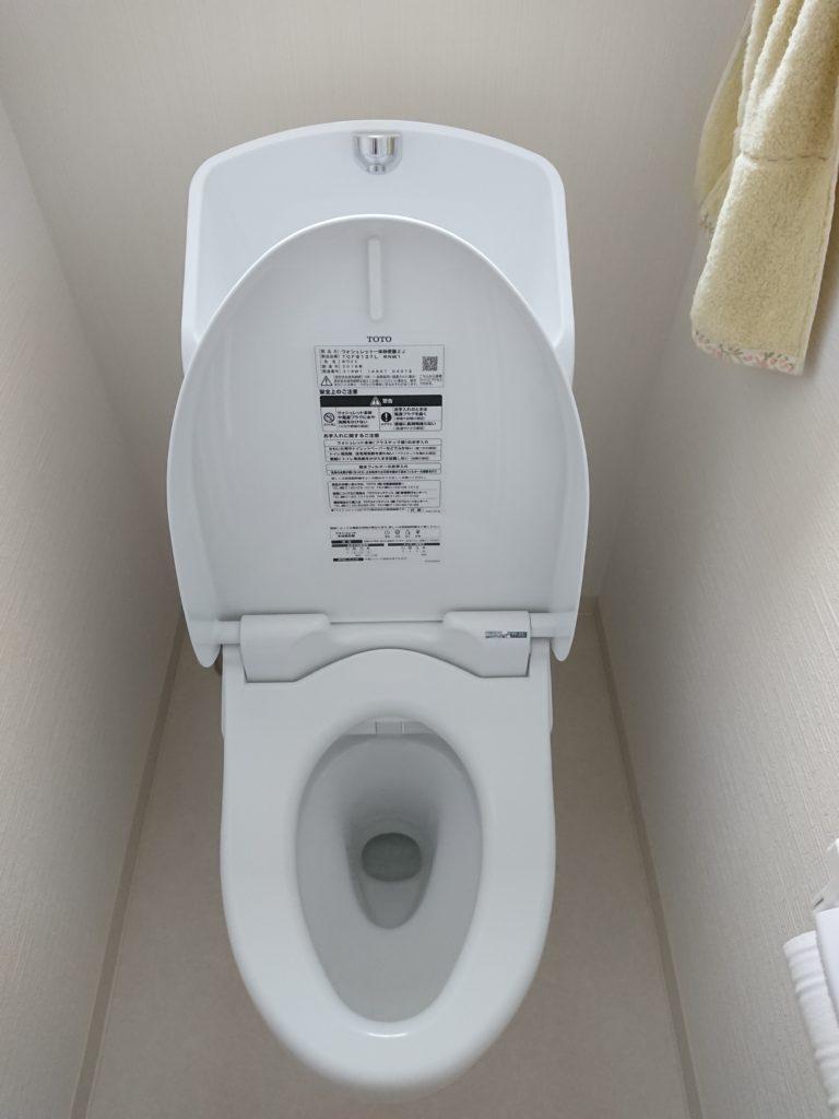 沼津市でトイレ水漏れ修理の施工事例