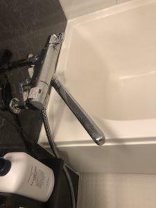 浴室のつまり