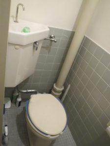 トイレの部品交換