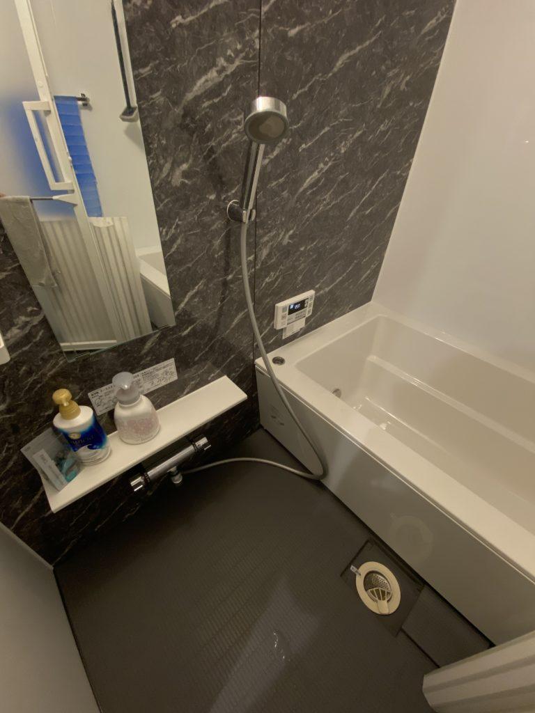 静岡市で浴室蛇口の水漏れ修理施工事例