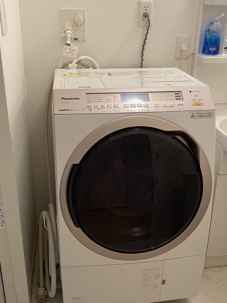 焼津市で洗濯蛇口の水漏れを解消しました。