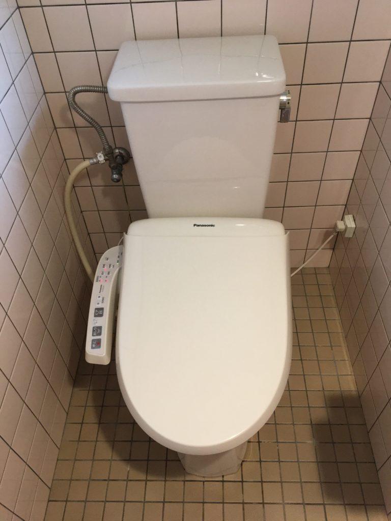 御前崎市でトイレつまり解決事例
