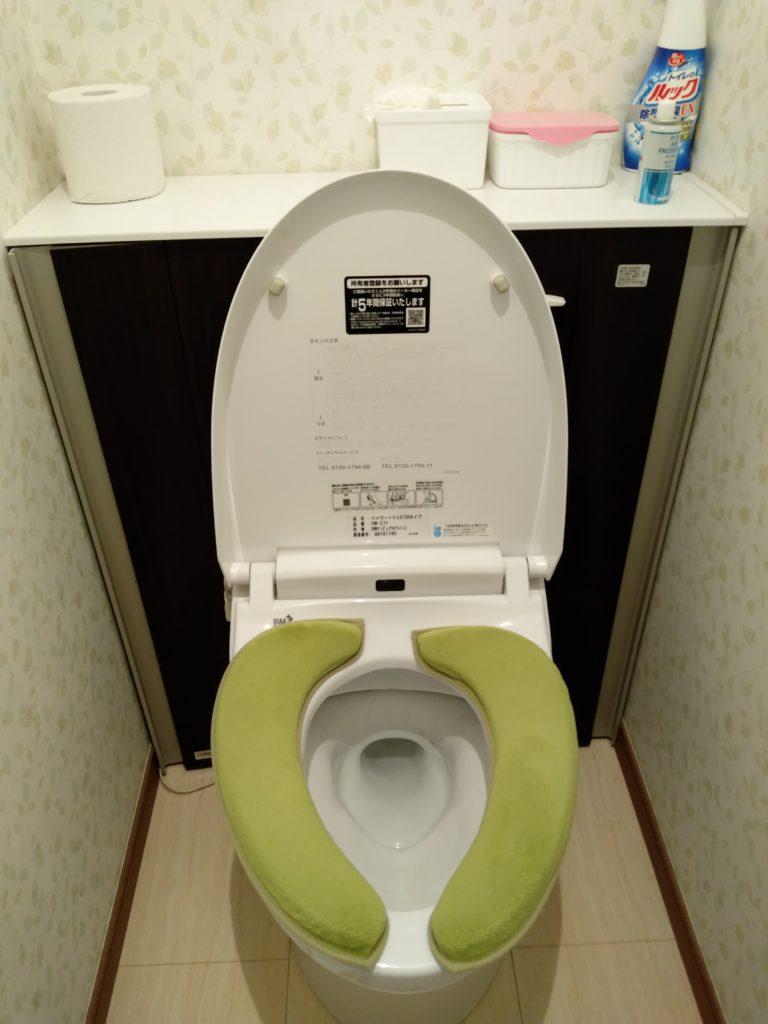伊豆市でトイレタンクの水漏れ修理を行いました。
