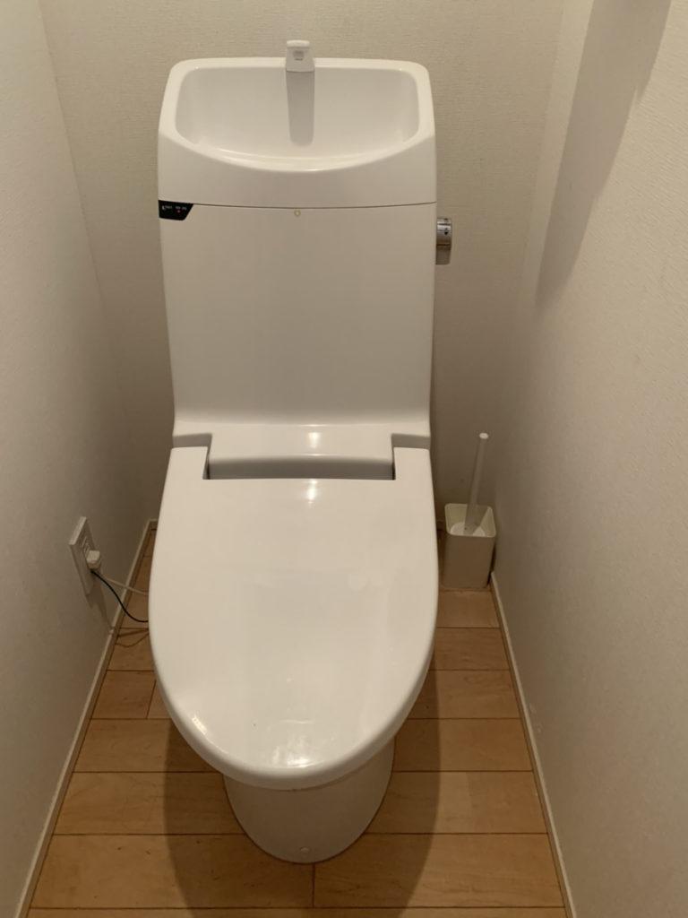 浜松市でトイレつまりトラブル解決事例