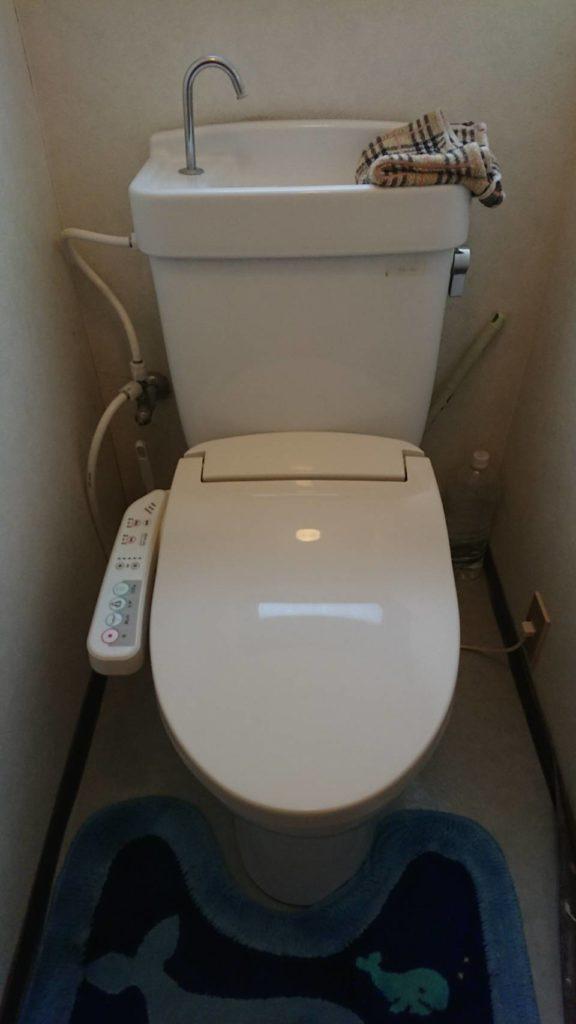 島田市でトイレつまりトラブルを解決