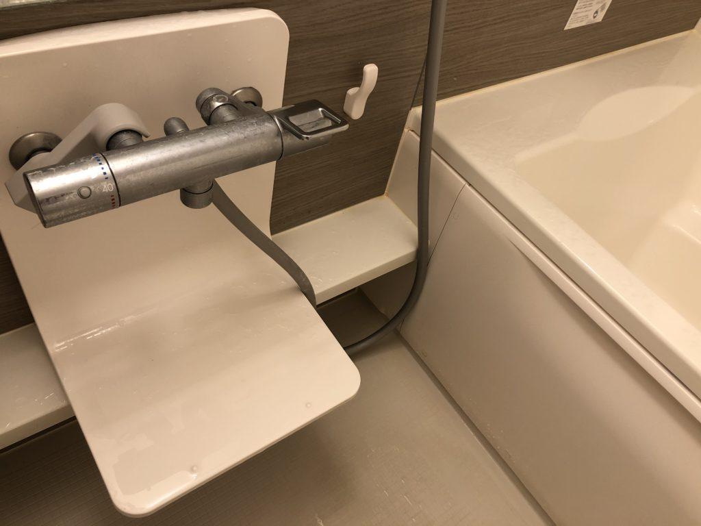 静岡市でお風呂つまりトラブルを解決しました。
