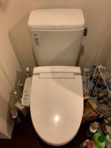 トイレ排水つまり