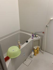 風呂蛇口水漏れ