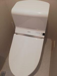 トイレ水が止まらない